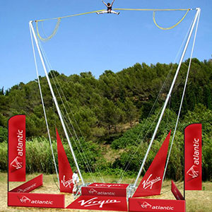 Jumpzone Bungy Trampoline