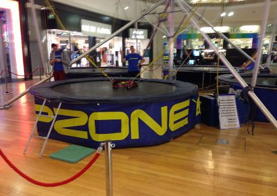 Jumpzone Bungy Trampoline Big Air